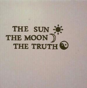 Thesun the moon